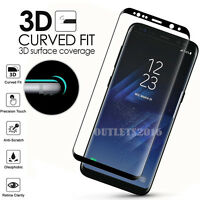 Full Cover Tempered Glass Screen Protector For Samsung Galaxy S9 S9 Plus