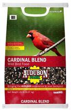 Audubon Park 12556 Cardinal Blend Wild Bird Food 20 lb Bag