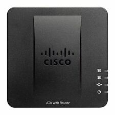 Cisco SPA122 Small Business ATA with Router - Used