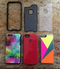 LOT OF 4 IPHONE 6 CASES OTTERBOX, SPECK, TOUCH ZERO GRAVITY, MADIX