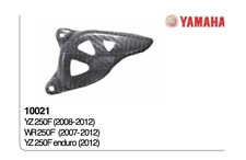 10021 PROTEZIONE PIGNONE in CARBONIO per YAMAHA YZ 250F (2008-2012)