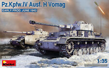 MiniArt 35302 German Tank Pz.Kpfw.IV Ausf H Vomag Early Prod June 1943 Kit1:35