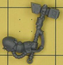 Warhammer 40K Space Marines Terminators Squad Thunder Hammer (E)
