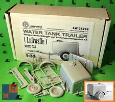 """1/35. 300L. Drinking Water Tank Trailer resin kit, by """"Leadwarrior"""" LW 35216"""