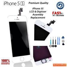 Blanc Retina LCD Rechange & Numériseur Écran Tactile Grade AAA pour Iphone 5S