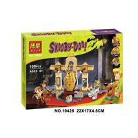 Scooby Doo The Mummy Museum Momia Museo LEGO 10428 Building Blocks Toys New