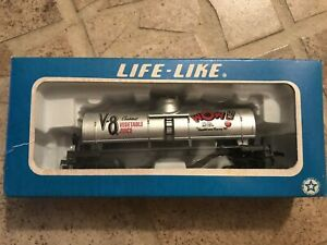 LIFE-LIKE LIMITED EDITION CAMPBELL'S SOUP 1982 - HO Campbell's V8 Tank Car