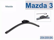Flexible Windscreen Wipers suit for Mazda3 2004-09 (BK)  (PAIR)