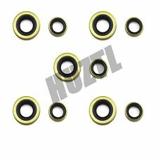 5 SETS Oil Seal Oilseal FOR STIHL Chainsaw 024 026 MS240 MS260 PRO NEW