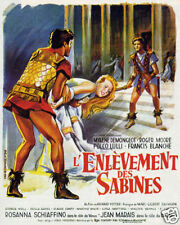 L'enlevement des Sabines Roger Moore Movie poster