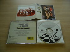 @ CD Yes - Time And A World PROG SYMFO / ATLANTIC RECORDS 1970
