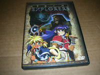 Ruin Explorers: Quest for the Ultimate Power!  Anime DVD R1