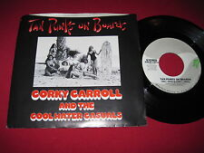 CORKY CARROLL - TAN PUNKS ON BOARDS / FROM PIZZA - PAC 45 103 SURF ROCK NM 45 PS