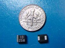47uF/10V Tantalum Nippon Chemi-Con 10Mcs476Md2Ter,Size D2 (5.8x4.6x3.2mm),100pcs