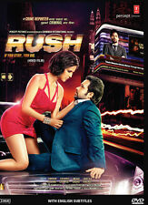 Rush (2012) Hindi Movie DVD/0 ALL / English Subtitles / Emraan Hashmi, Neha Dhu