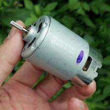 MABUCHI RS-555PC-2861 DC 12V 18V 24V 8500RPM Large Torque Hobby Toy Model Motor