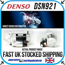 DSN921 DENSO STARTER MOTOR GENUINE DIRECT REPLACEMENT OEM ORIGINAL FAST SHIPPING