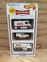 1994 Little Debbie Snacks Hot Wheels Special Edition McKee New In Box