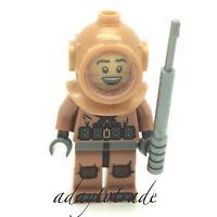 LEGO Collectable Mini Figure Series 8 Diver - 8833-6 COL118 R658