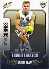 2008 Select AFL Classic HOF Tribute Match Card TM34 Kane Cornes (Port Adelaide)
