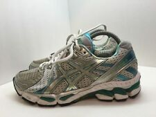 Asics Gel-Kayano 17 Womens Multi Colored Sneakers Size 8.5