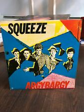 SQUEEZE Argybargy LP A&M Records Vynyl