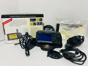 Garmin StreetPilot III 3 Color GPS Bundle COMPLETE with Garmin GPS 128