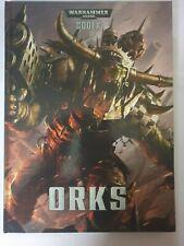 Warhammer 40K Orks Codex Hardcover Englisch