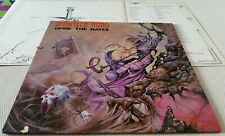 LP+EP  M-/M-/EX+ Manilla Road ‎– Open The GATES 851st press Black Dragon CIRITH