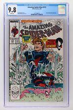 Amazing Spider-Man #315 - Marvel 1989 CGC 9.8 Venom and Hydro-Man Appearance.