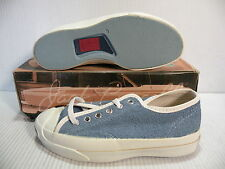 CONVERSE JACK PURCELL VINTAGE MADE IN USA MEN 3 / WOMEN SZ 5 SHOES 18517 NEW