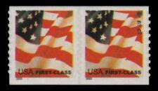 3622 (CF1) Pair Postal Counterfeit Nondenominated (37c) Flag 2003 MNH - Buy Now