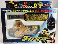 Power Rangers Dino Thunder ABARANGER Morpher DINO COMMANDER Bandai Japan #841