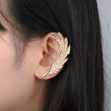 Unisex Wing Jewelry Punk Rock Ear Clip Cuff Wrap No piercing-Clip On Earring