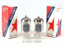 New Matched Pair Sovtek 12AX7LPS / ECC83 / 12AX7 Vacuum Tube FREE SHIP