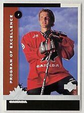 Sharp! Brad Richards 1997-98 Upper Deck NHL Rookie RC
