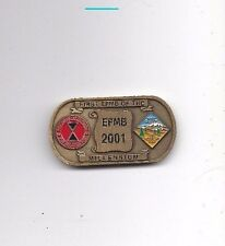 Challenge Coin 7th Infantry Expert Field Medic Badge 2001