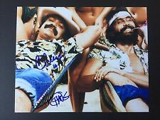 CHEECH AND CHONG Signed Autographed 8x10 PHOTO TOMMY Marin EXACT Proof