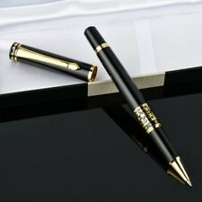 0.5mm Metal Roller Ball Pen Luxury Ballpoint Pens Business Office Writing Gift