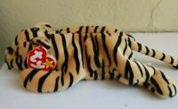 Ty Beanie Babies STRIPES the Tiger 4065 Retired Plush 1995 Hang Tag Stuffed Toy