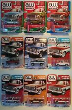 Auto World Square Body Chevy Cadillac Ford Dodge Plymouth