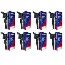 New ACDelco Ignition Coil (Set of 8) For 1997-2017 Ford Lincoln Mercury