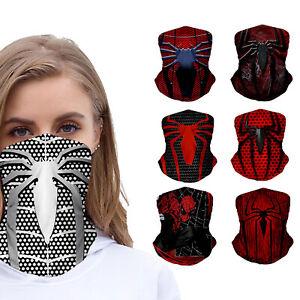 Face Mask Covering Scarf Bandana Biker Gaiter Tube Snood Neck Cover
