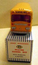 Dinky Toys, 949 Wayne School Bus,   original