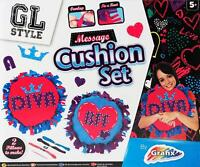 Make Your Own DIVA And BFF Cushion Craft Set