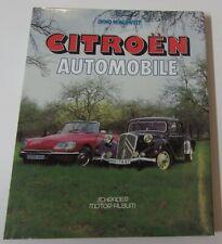 Immo Mikloweit: Citroen Automobile, Schrader Motoralbum Autos Technik Modelle