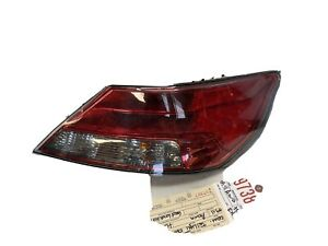 2012 2013 2014 Acura TL Right Side Tail Light Lamp OEM