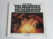 The Art of the Brothers Hildebrandt (1st. ed. 1979) Fantasy / Lord of The Rings