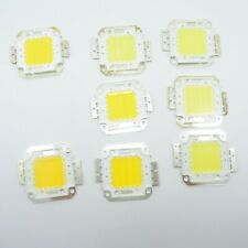 High Power Cold / Warm White SMD LED Chip Bright Integrated Floodlight Bulb