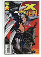 Uncanny X-men #319 Joe Madureira deluxe variant Angel Psylocke 9.2